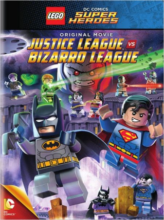 Смотреть трейлер Lego DC Comics Super Heroes: Justice League vs. Bizarro League (2015)