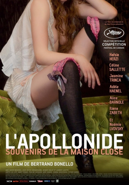 Смотреть трейлер L'Apollonide - souvenirs de la maison close (2011)