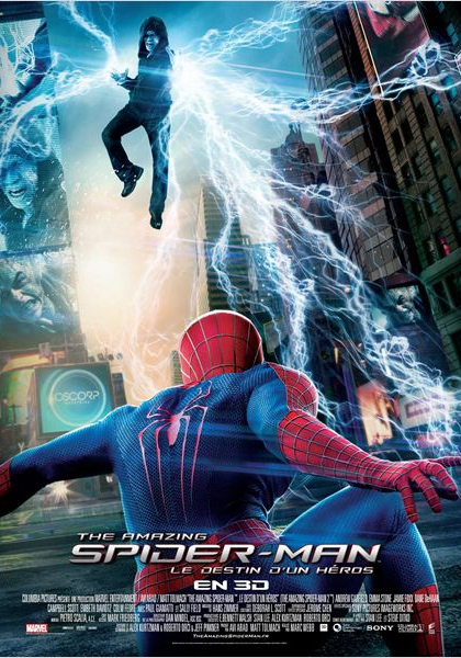 Смотреть трейлер The Amazing Spider-Man : le destin d'un Héros (2014)