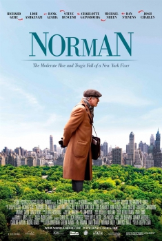 Смотреть трейлер Norman: The Moderate Rise and Tragic Fall of a New York Fixer (2017)