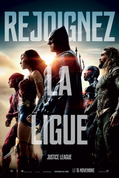 Justice League (2017) Streaming