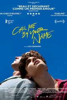 Call Me By Your Name (2018)