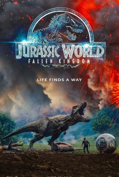 Jurassic World 2 : Fallen Kingdom (2018)