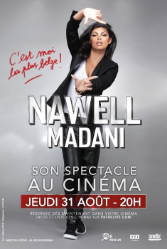 spectacle nawell madani gratuit