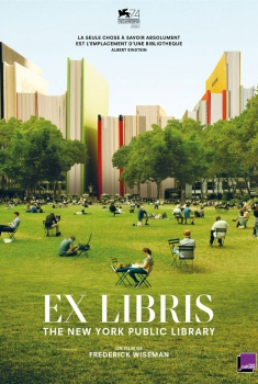 Ex Libris : New York Public Library (2017)