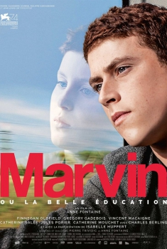 Marvin ou la belle éducation (2017)